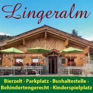 Lingeralm - Hofschank in Mölten