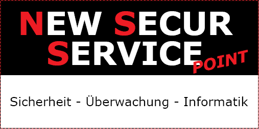 NewSecurService - Sicherheit - Überwachung - Informatik