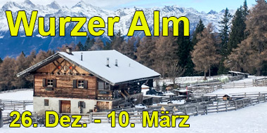Wurzer Alm Hafling - Schönste Alm Südtirols
